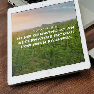 2019 Thesis Hemp Growing as an Alternative Income for Irish Farmers
