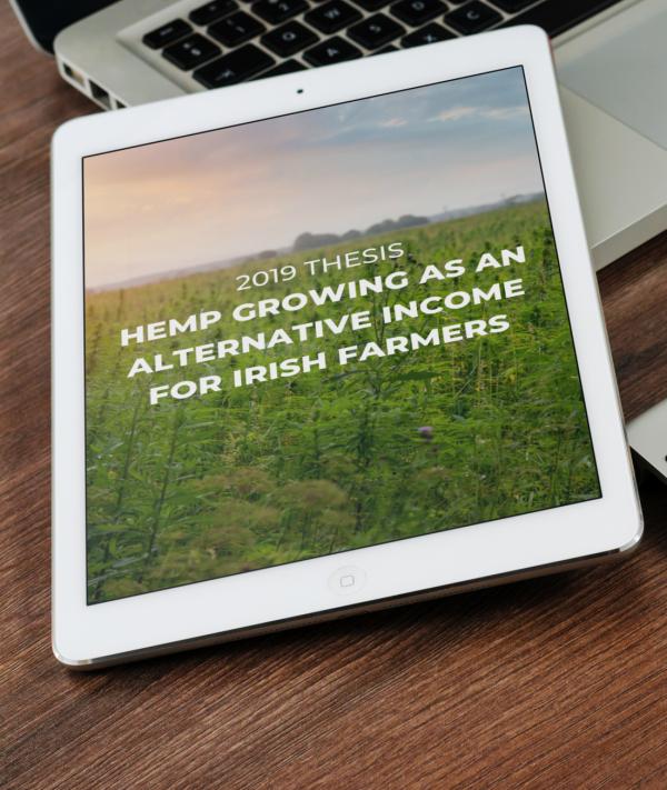 2019 Thesis Hemp Growing as an Alternative Income for Irish Farmers